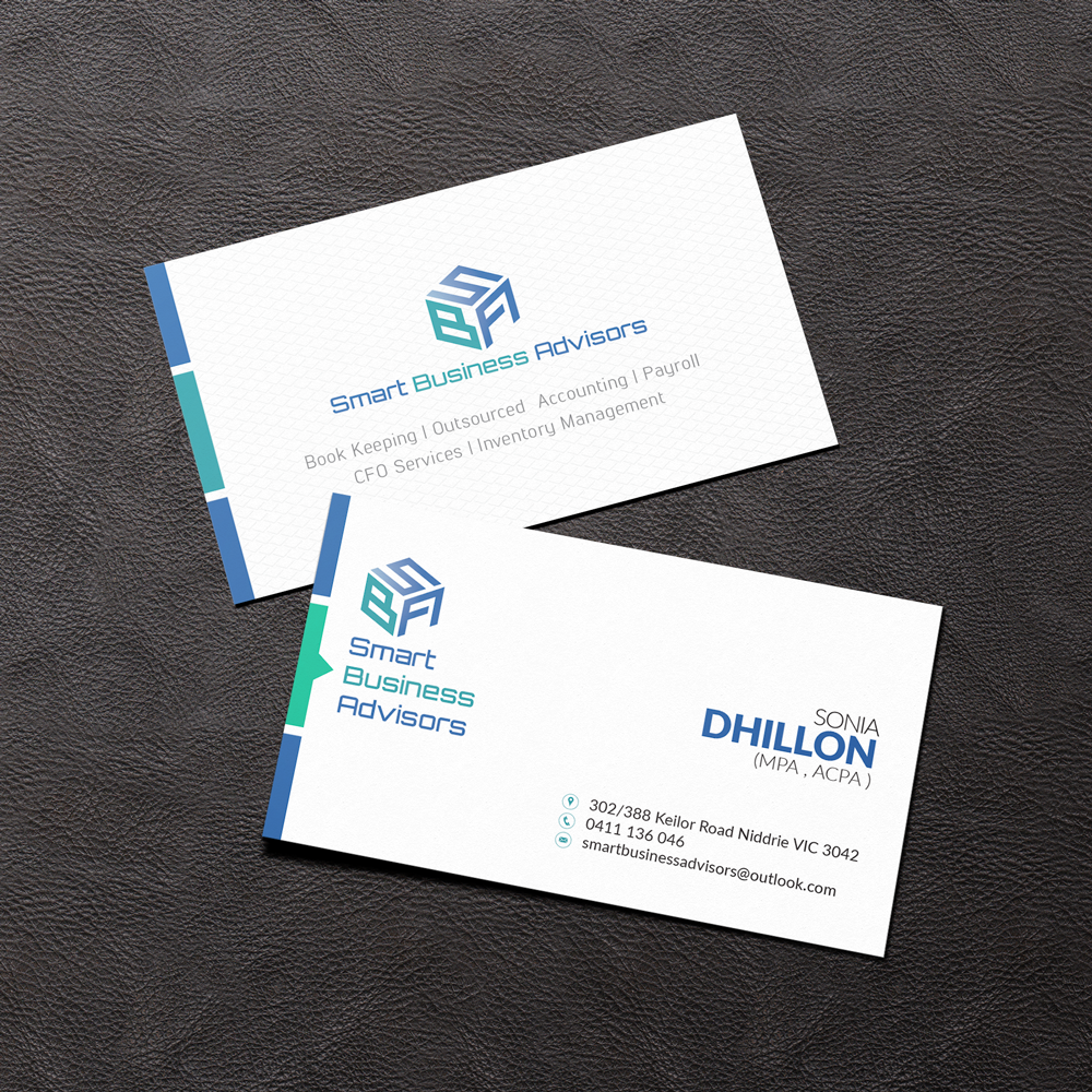 Smart Business Cards Designs Images - business card template word